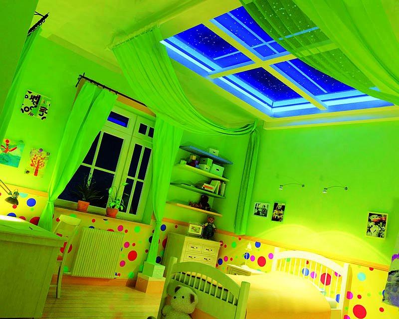 Как выбрать и оформить детскую комнату